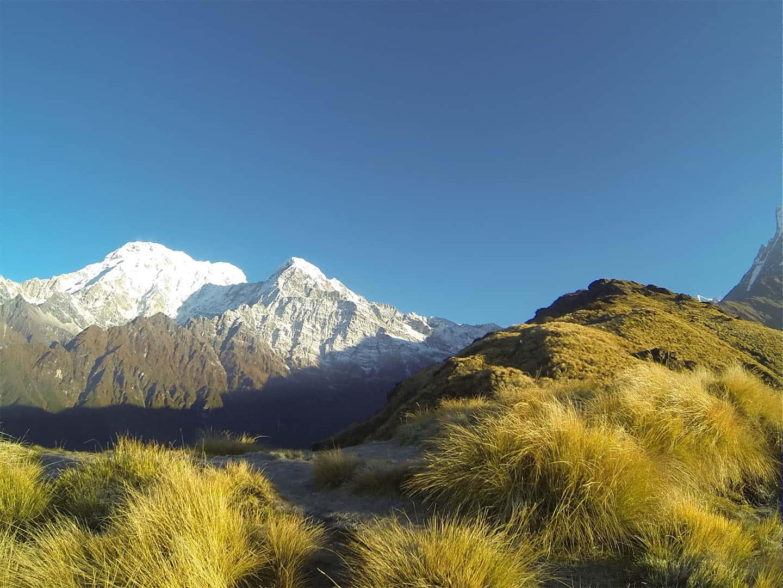 Nepál - Mardi Himal Trek TravelNative